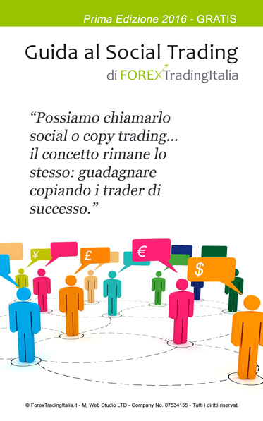 Guida al social Trading - Gratuita