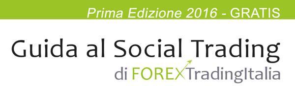 Scarica gratis la guida al social trading