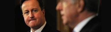 Bilancio europeo 2014 - 2020, parlano Monti e Cameron