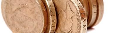 Sterlina britannica, GBP