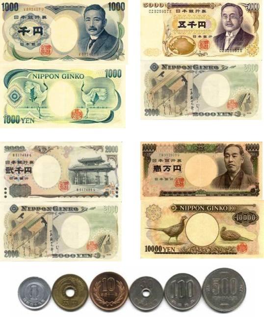 yen-giapponese