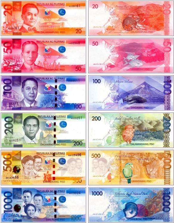 Banconote Filippine