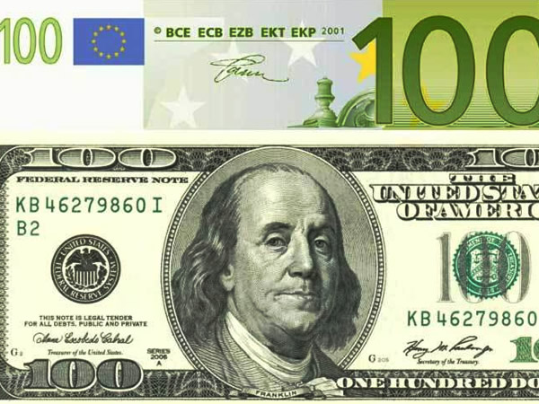 Parità Euro Dollaro 2018: Previsioni