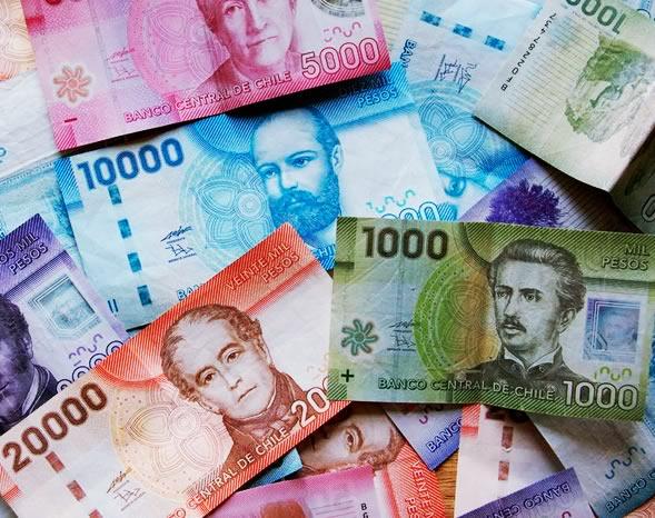 Peso cileno