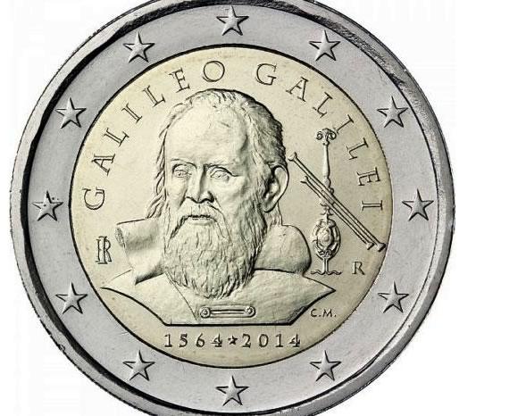 Monete Commemorative Galileo Galilei