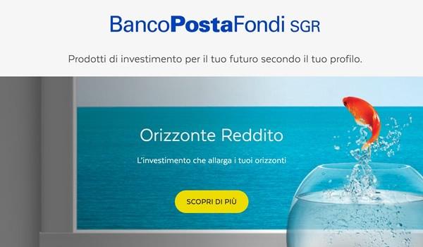 Fondi Comuni di Investimento Poste Italiane