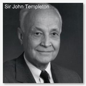 Sir John Templeton