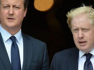 Brexit Cameron vs Johnson