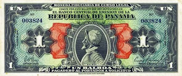 Balboa del Panama