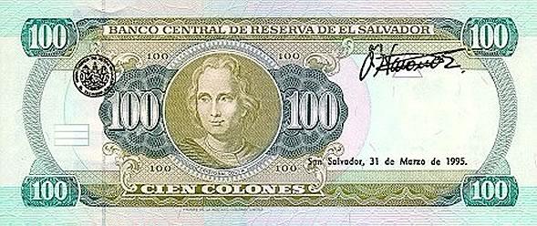Colon di El Salvador