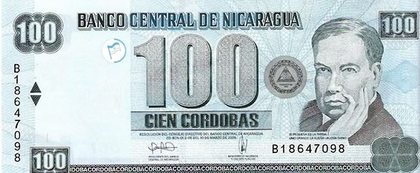 Cordoba del Nicaragua