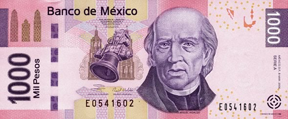 Peso messicano