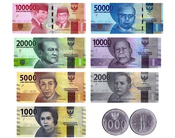 Rupia indonesiana