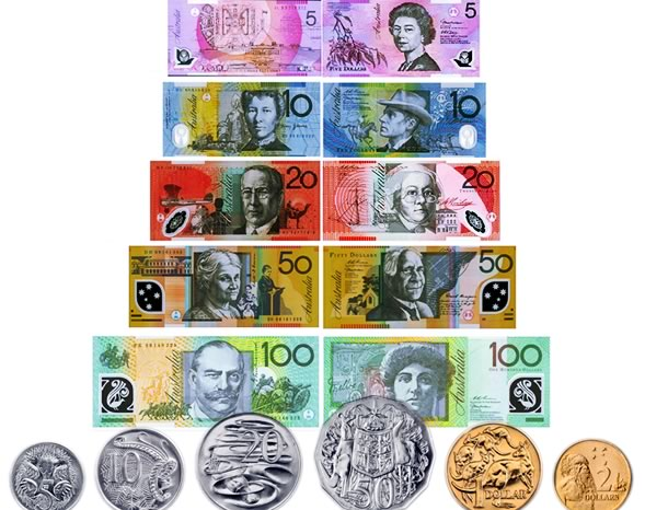 Moneta Australia: Dollaro australiano