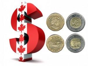 Previsioni dollaro Canadese