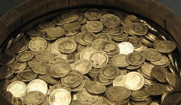 Monete d'oro da investimento