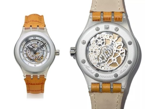 Diaphane One Carrousel Tourbillon