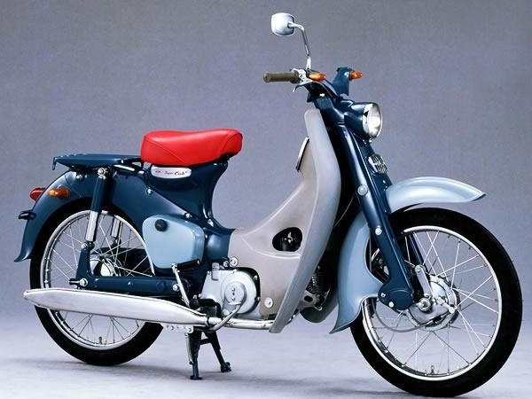 Honda Cub (1958)